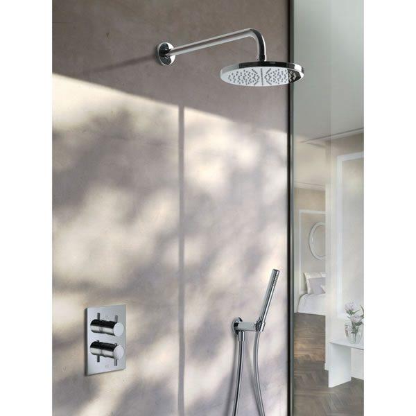 Hotbath-Get-Together-inbouw-doucheset-2A-VIERKANT-chroom-IBS2ACR