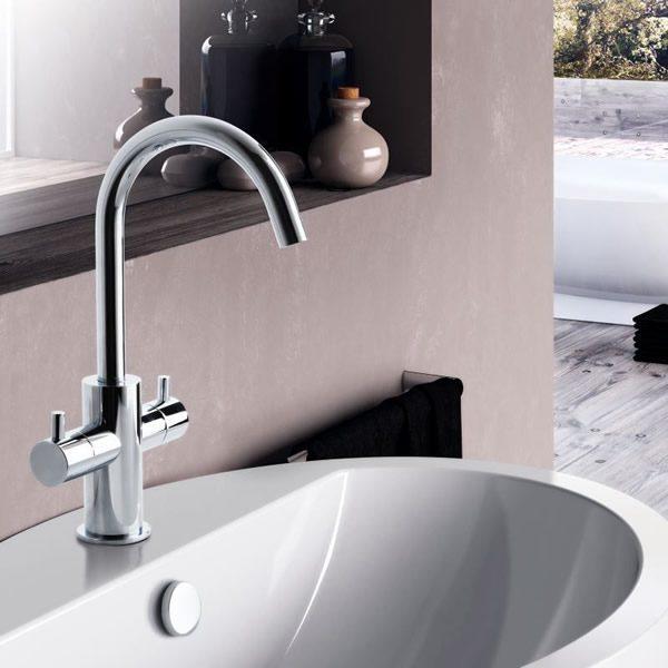 Hotbath-Laddy-wastafelmengkraan-2knops-L044CR