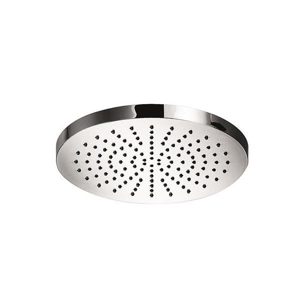 Hotbath-Mate-hoofddouche-20cm-geborsteld-nikkel-M100GN
