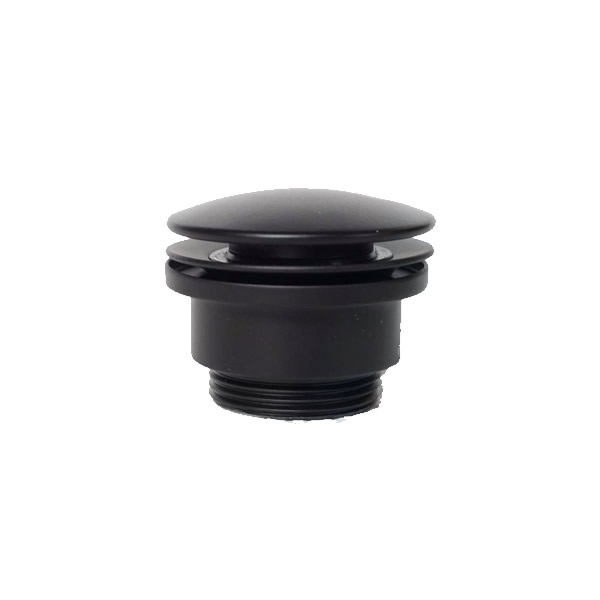 Hotbath-Pal-P710-klikplug-rond-mat-zwart