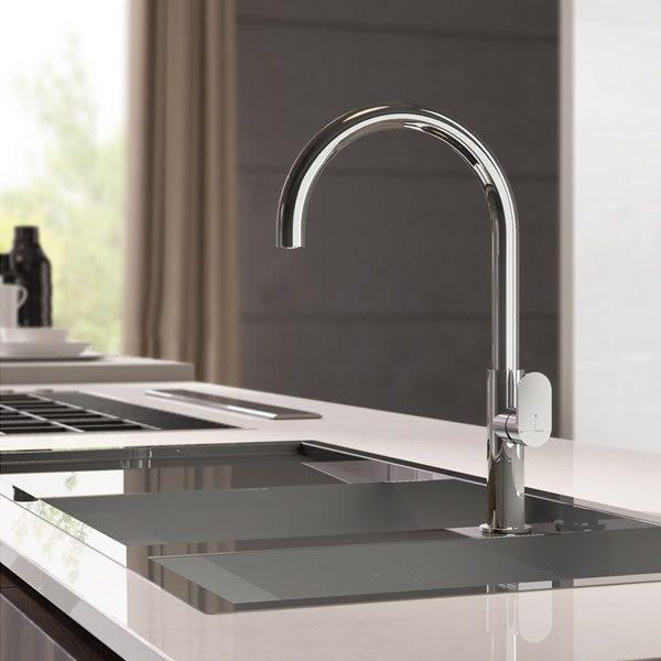Hotbath-Fellow-keukenkraan-chroom-FKM3CR-sfeer