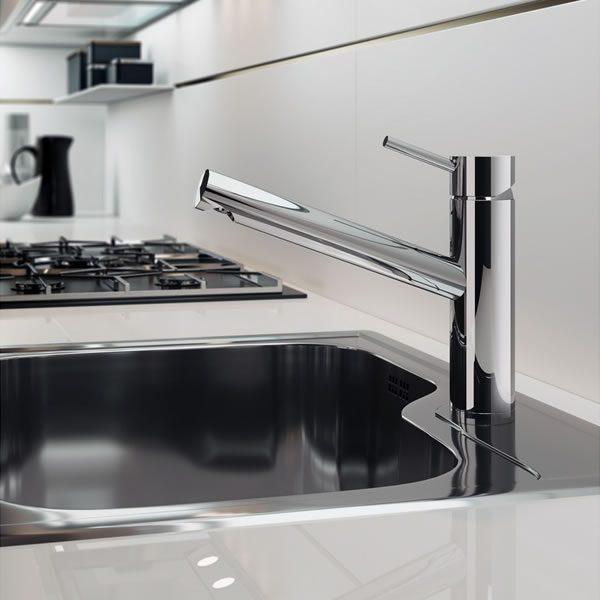 Hotbath-Fellow-keukenkraan-laag-chroom-FKM8CR
